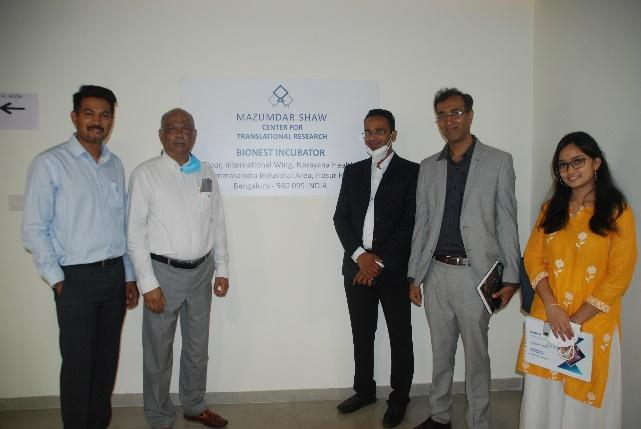 MSMF TBI Start-up Cohort Inauguration